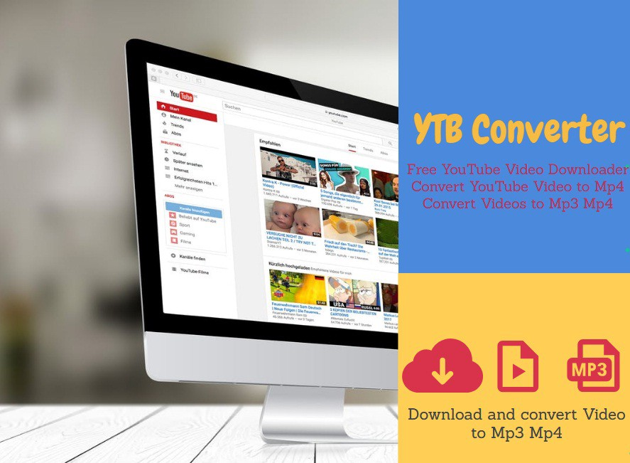 How to download YouTube video to Mp4 - Ytb Converter - Medium