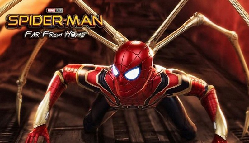 Spider-Man: Far from Home (2019) GOOGLE Drive Full Movie