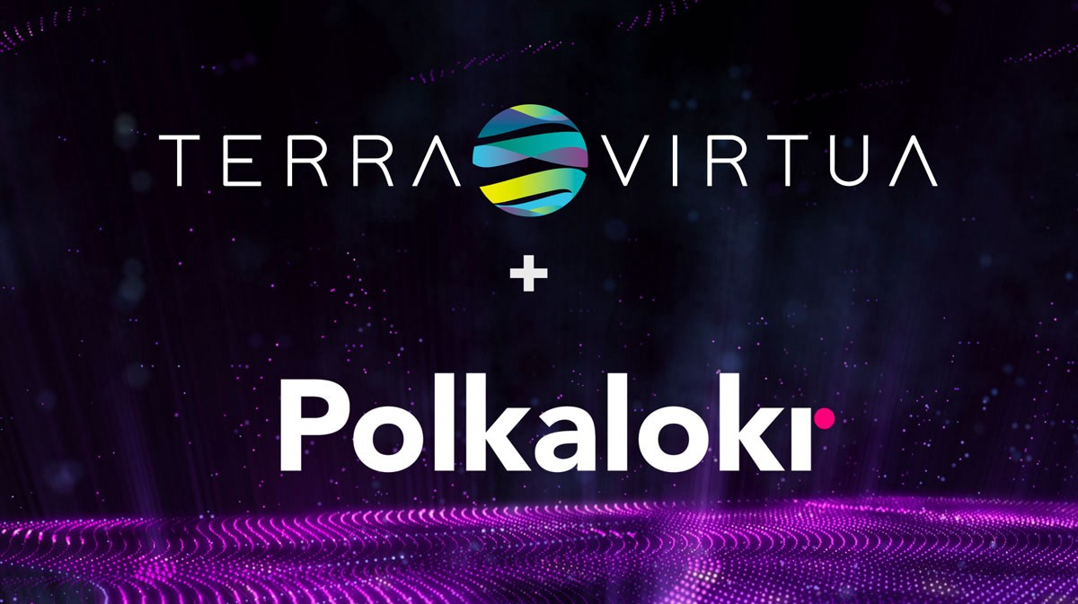 Terra Virtua partners with  Polkalokr to Explore Escrow services with NFTs