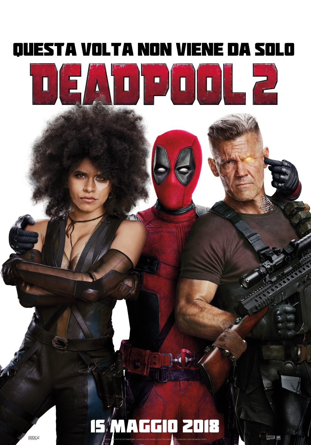 "FULL WATCH 2018) ""Deadpool 2"" STREAMING .HD .MOVIE.ONLINE"