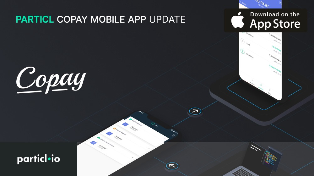 Particl Copay Now Available on iOS - Particl News