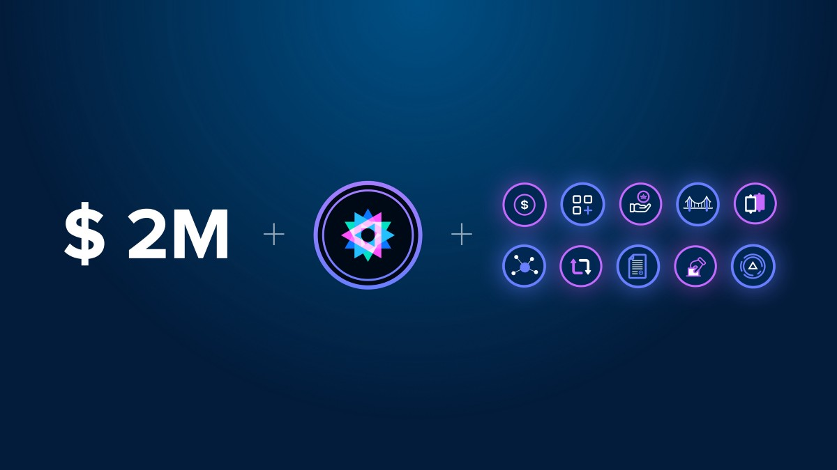 Beam raises 2M USD, decentralizes governance and delivers Confidential DeFi infrastructure.