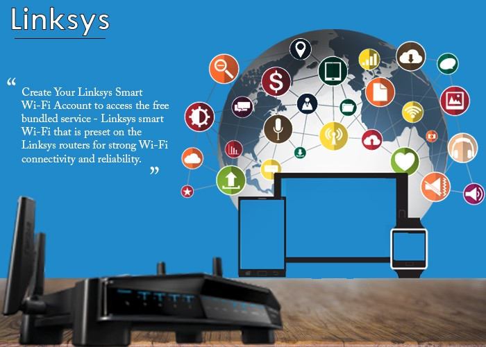 linksyssmartwifi com — Linksys Smart WiFi Router setup
