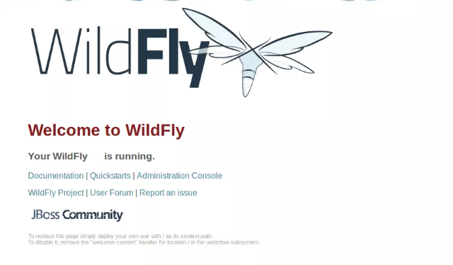 Install Wildfly 14 Server on Centos 7 as a Service - Harsha