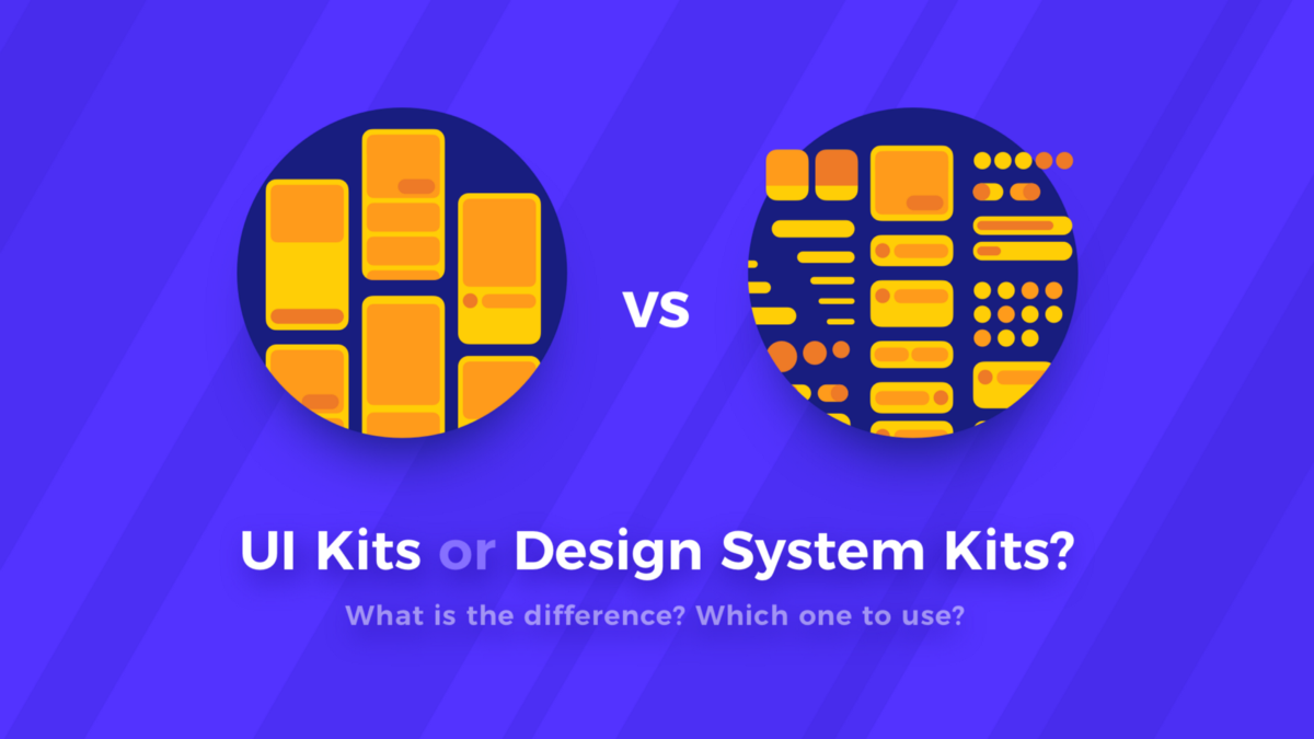 Ui Kits Or Design System Kits What Is The Difference Which One To Use By Thalion Design Sketch Medium