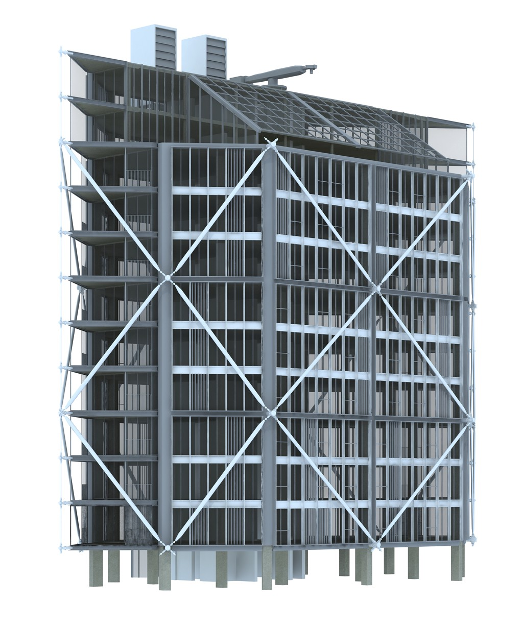 Outsource Structural Drafting & Detailing Services - Tekla