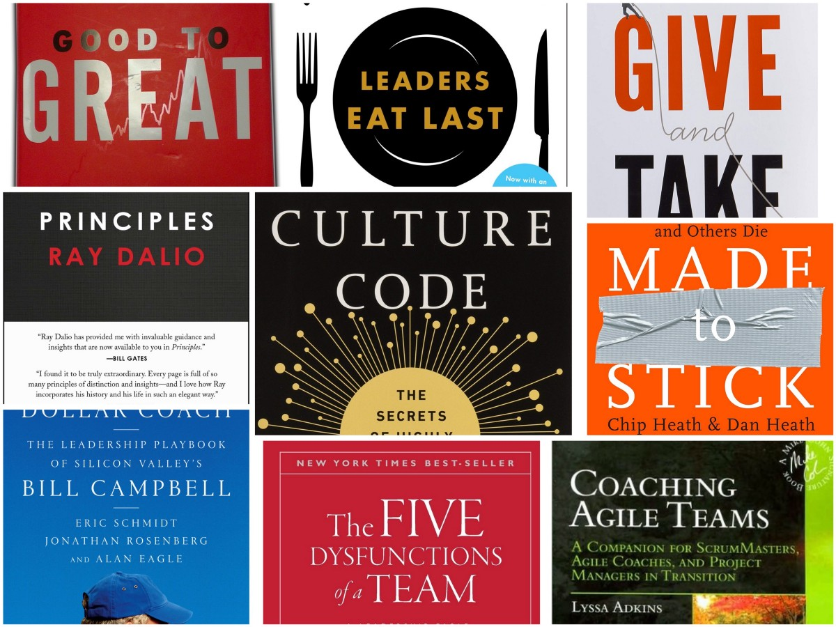 The 10 books every leader should read
