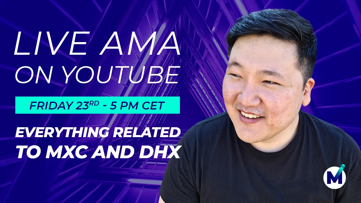 AMA: Everything about MXC and DHX with Siwon Kim