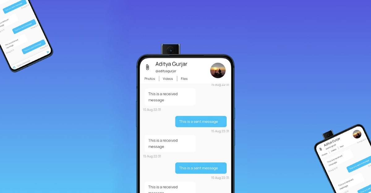 60 Days of Flutter :Building a Messenger : Day 30–32 : Firebase Chat UI using Stream and Bloc