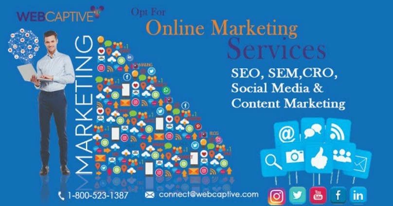 WebCaptive Inc  is a Reputed Digital Marketing Agency Headquartered