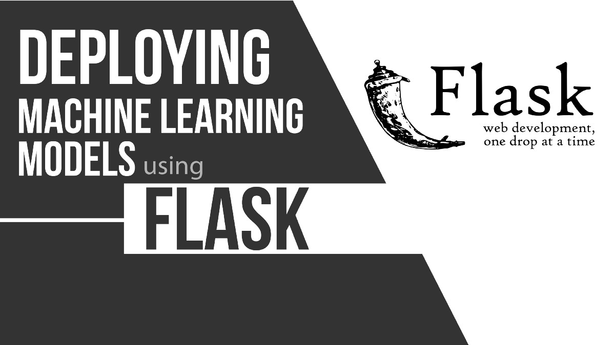Deploying Machine learning models using Flask on your website