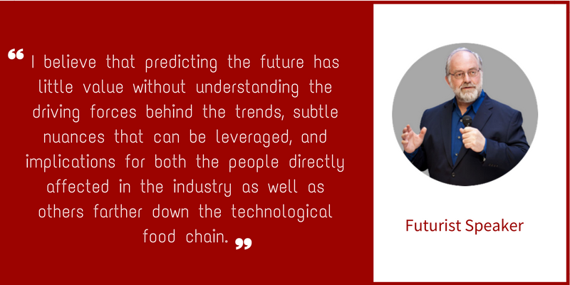 Interview With Thomas Frey- Futurist Speaker, Founder and