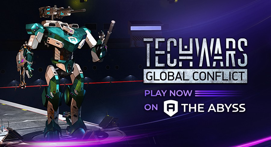 Play TechWars: Global Conflict on The Abyss! - The Abyss Platform