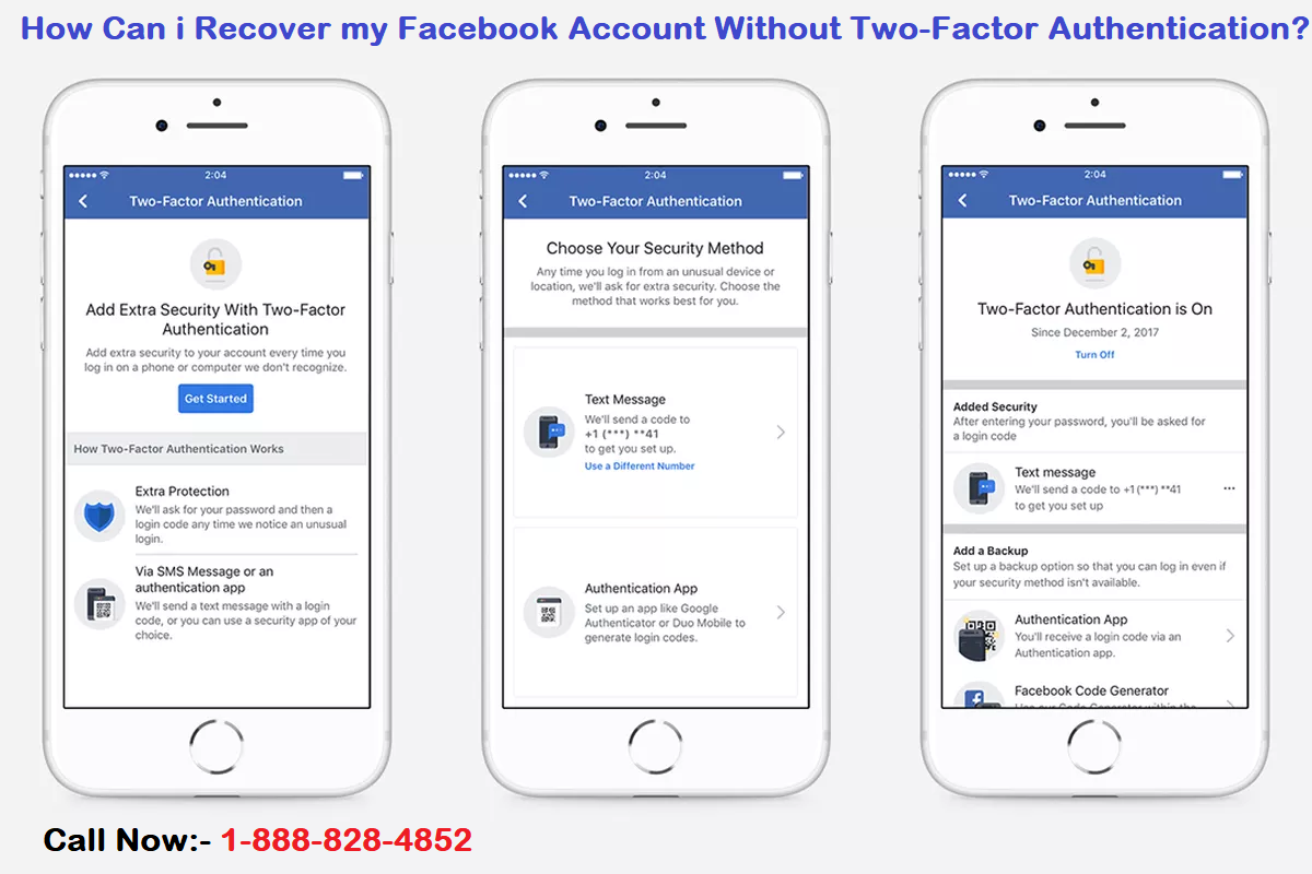 9 Step To Recover My Facebook Account Without Two Factor Authentication By John Medium