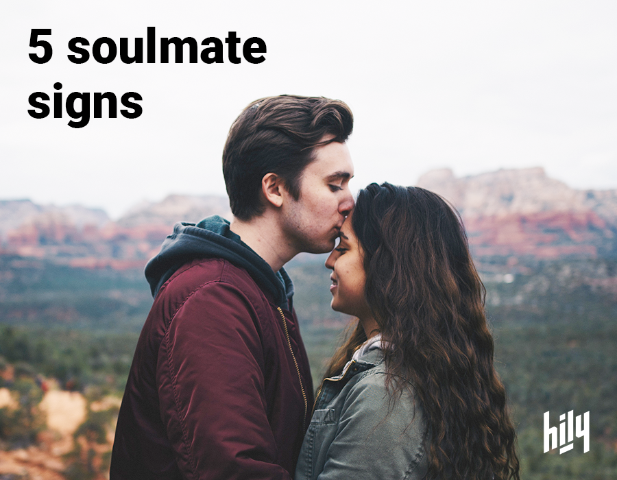 5 Soulmate Signs - Hily Dating App - Medium