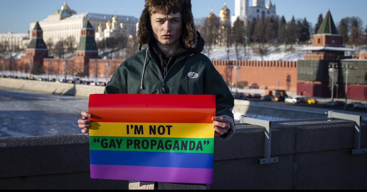 Russian President Vladimir Putin Proposes Amendment Banning Gay Marriage By The Millennial Source Age Of Awareness Medium