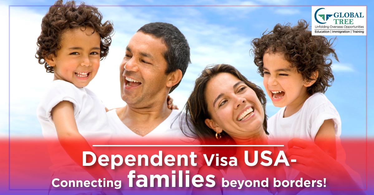 A Complete Guide for Dependent Visa Process to USA!