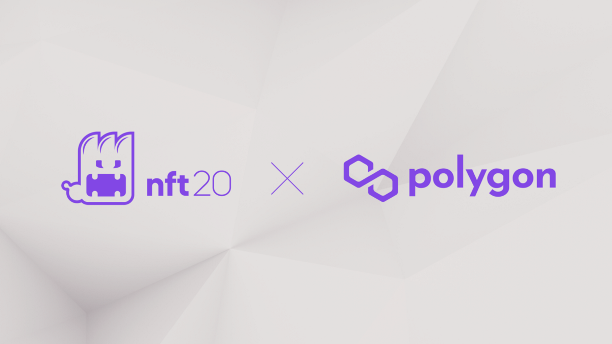 NFT20 Is Live on Polygon!