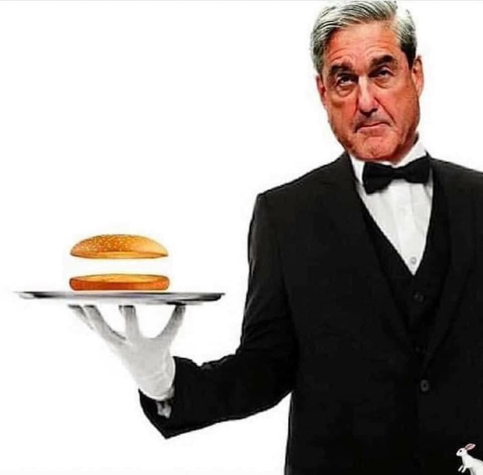 Image result for MUELLER'S NOTHING BURGER