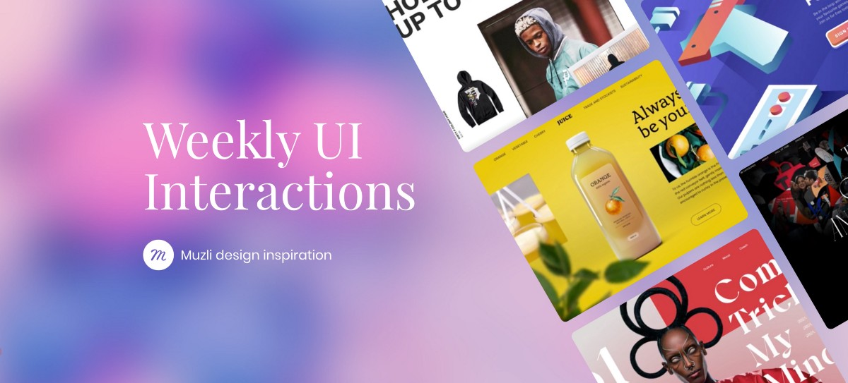 UI Interactions of the week #251
