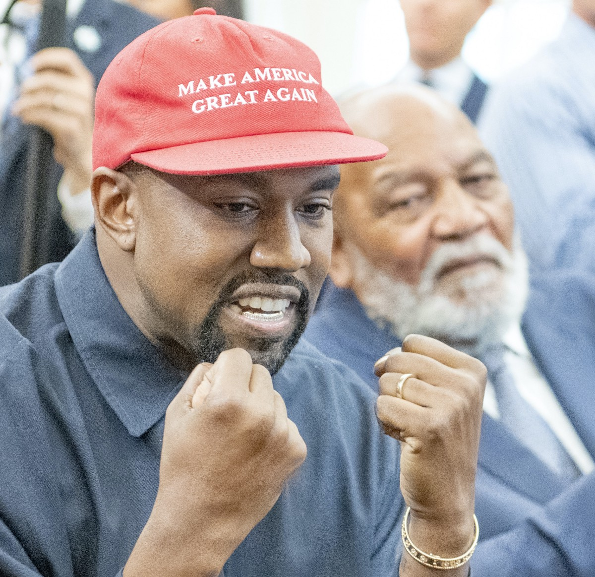 The One, Single, Solitary Lesson the DNC Can Learn from Kanye West