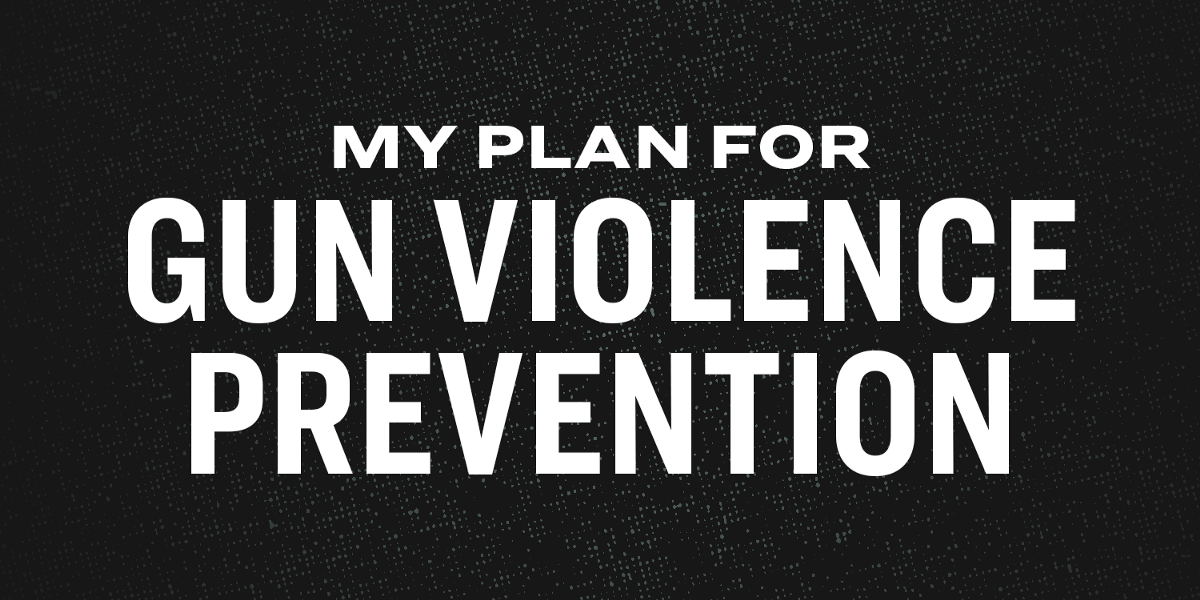 Protecting Our Communities from Gun Violence