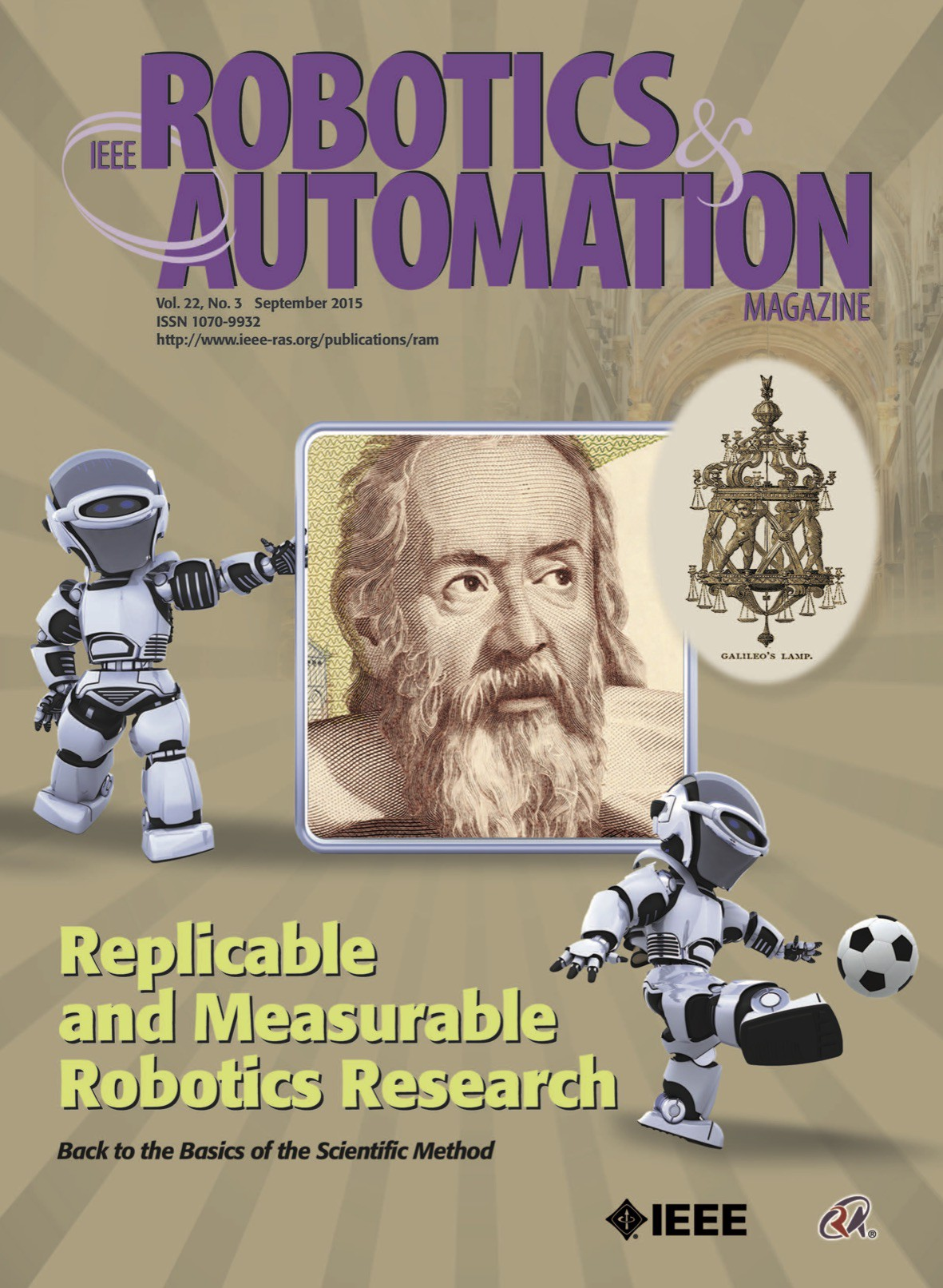 Reproducible Robotics Research: Back to the Basics of the