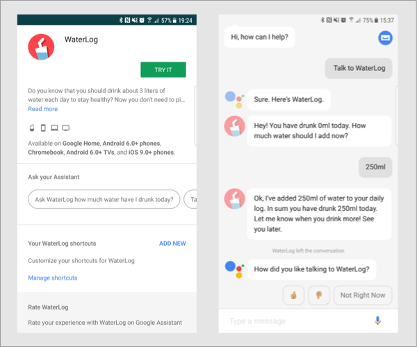 Your first Google Assistant skill - Chatbots Magazine