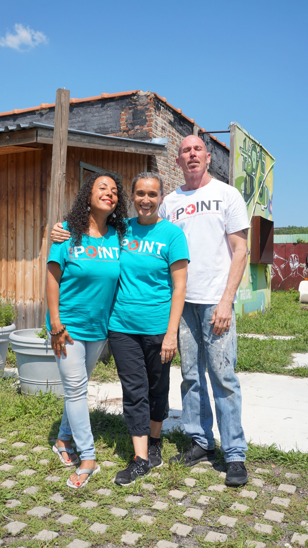 Hunts Point Resiliency Celebrates Artists in Residence at