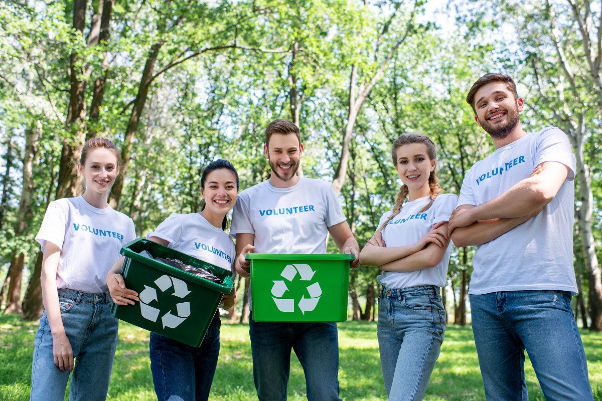 Albert Boufarah Describes how to Bring Your Community Together to Recycle