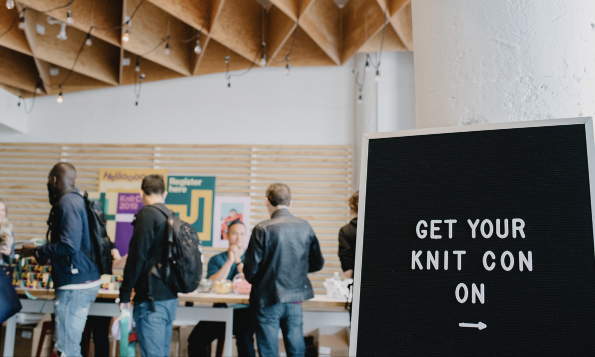 Knit Con through an employee's eyes | by Pinterest Engineering | Pinterest Engineering Blog | May, 2021 | Medium