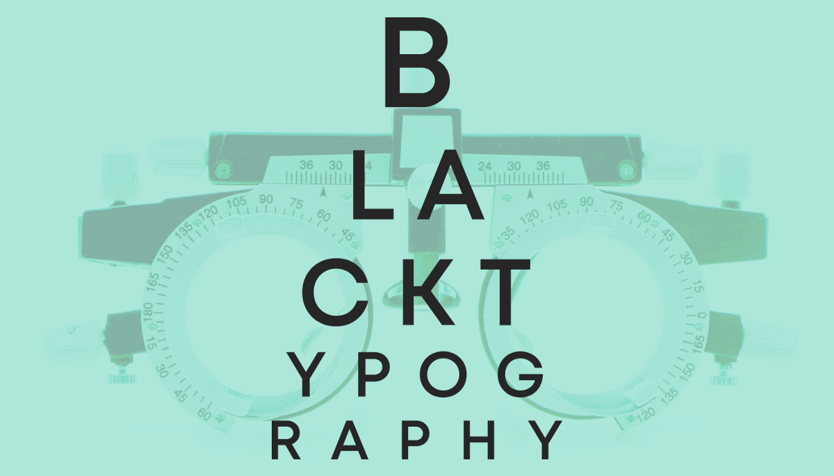 Designers should avoid pure black typography—but which dark gray should we use?