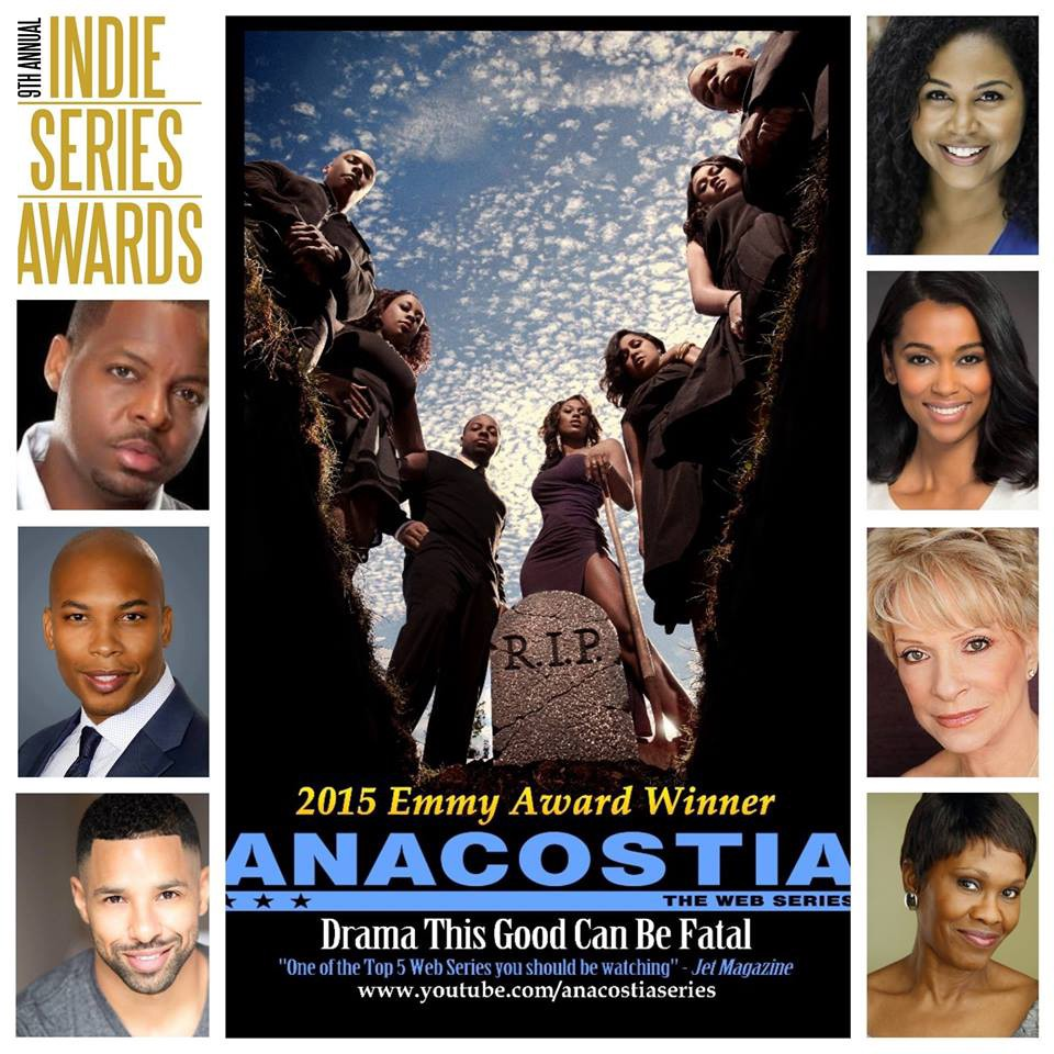 Emmy winning drama series Anacostia coming to Amazon Prime