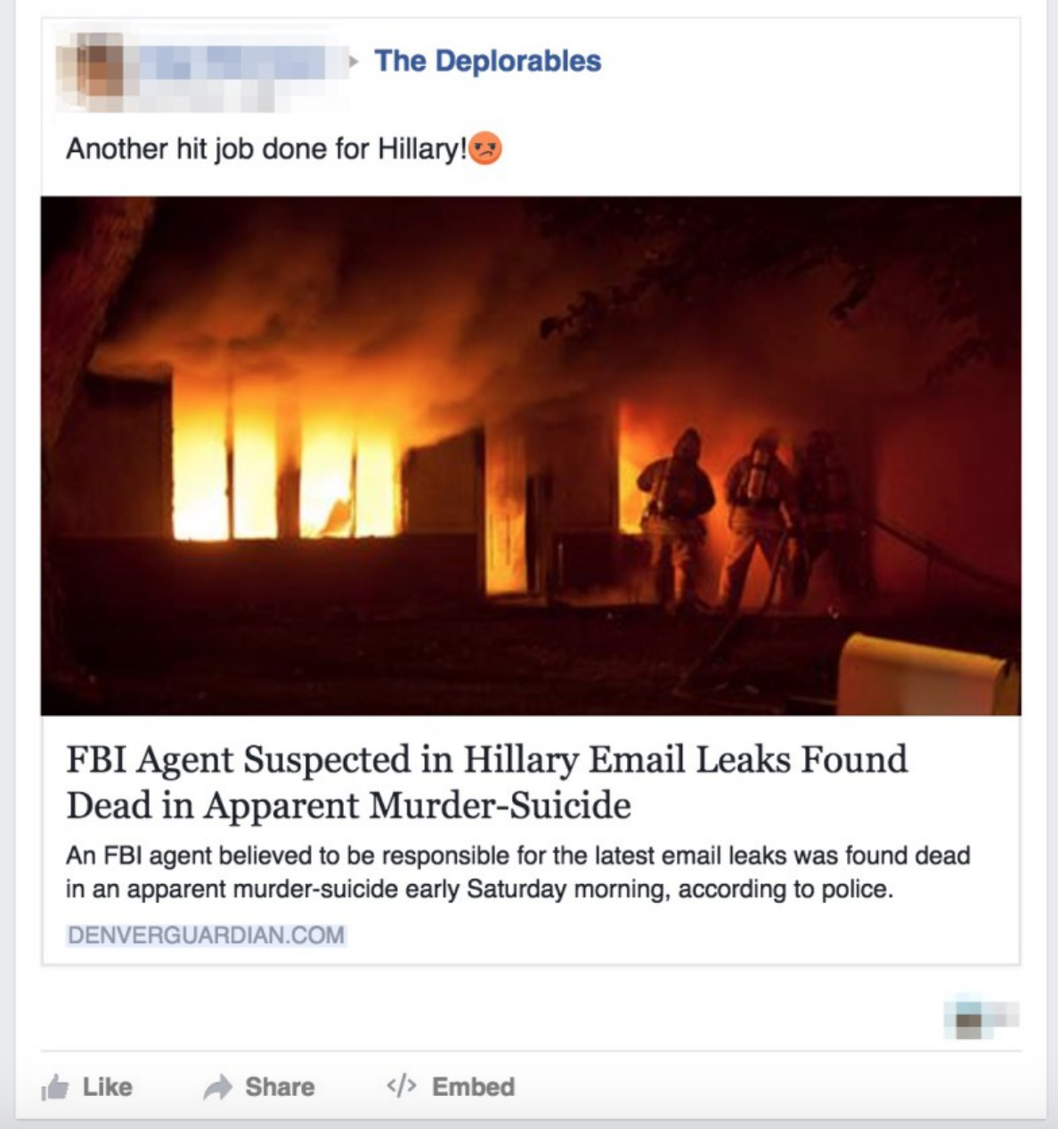 Denver News Gas Leak: How To Stop The Spread Of Fake News On Facebook And