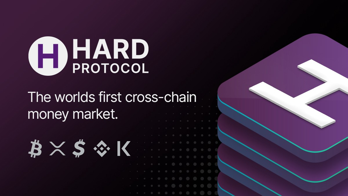 Supply and Earn on HARD Money Market from Binance.com