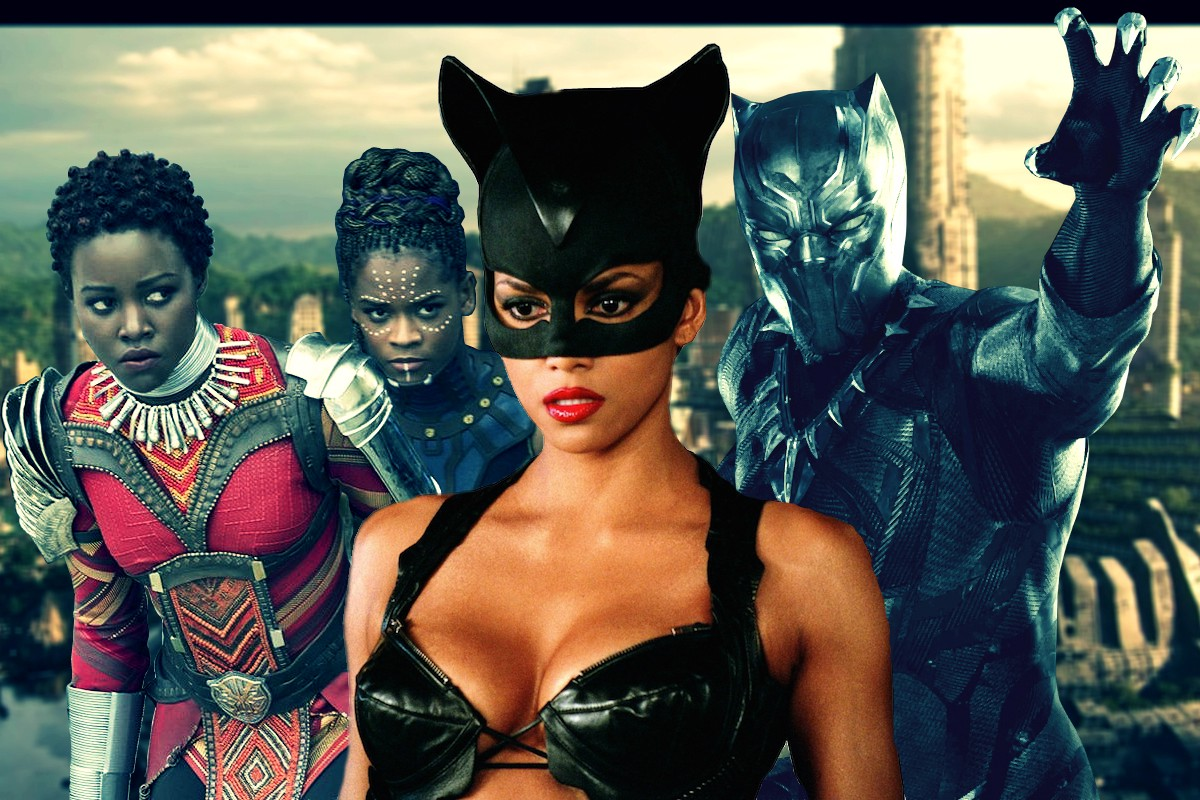 Did Halle Berry Actually Say Black Panther Owes Its Success To Catwoman By Paco Taylor Medium