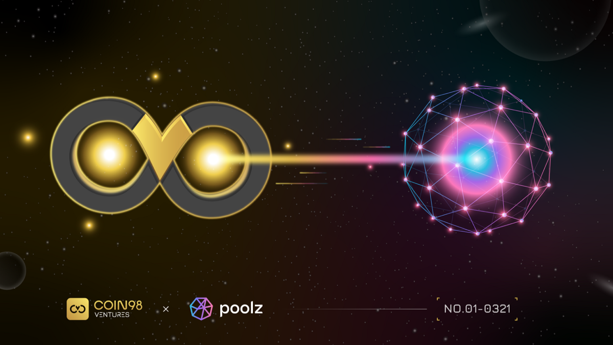 Poolz Announces New Partnership with Coin98 Ventures