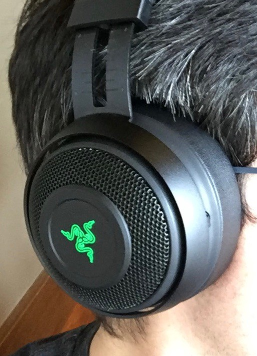 Razer Kraken 7 1 V2 Usb Headset Review A Great Choice For Pc Gamers By Alex Rowe Medium