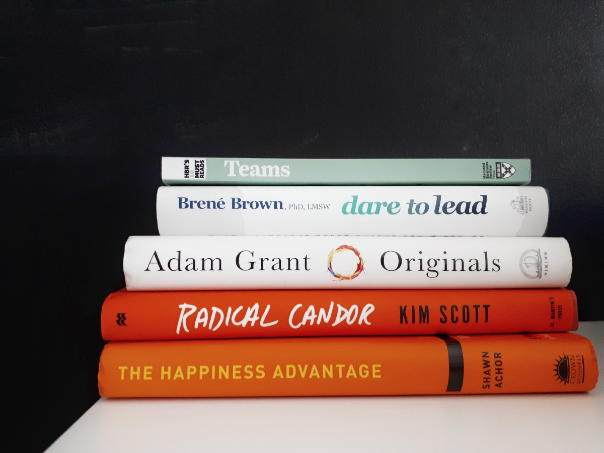 5 books any culture leader should read.