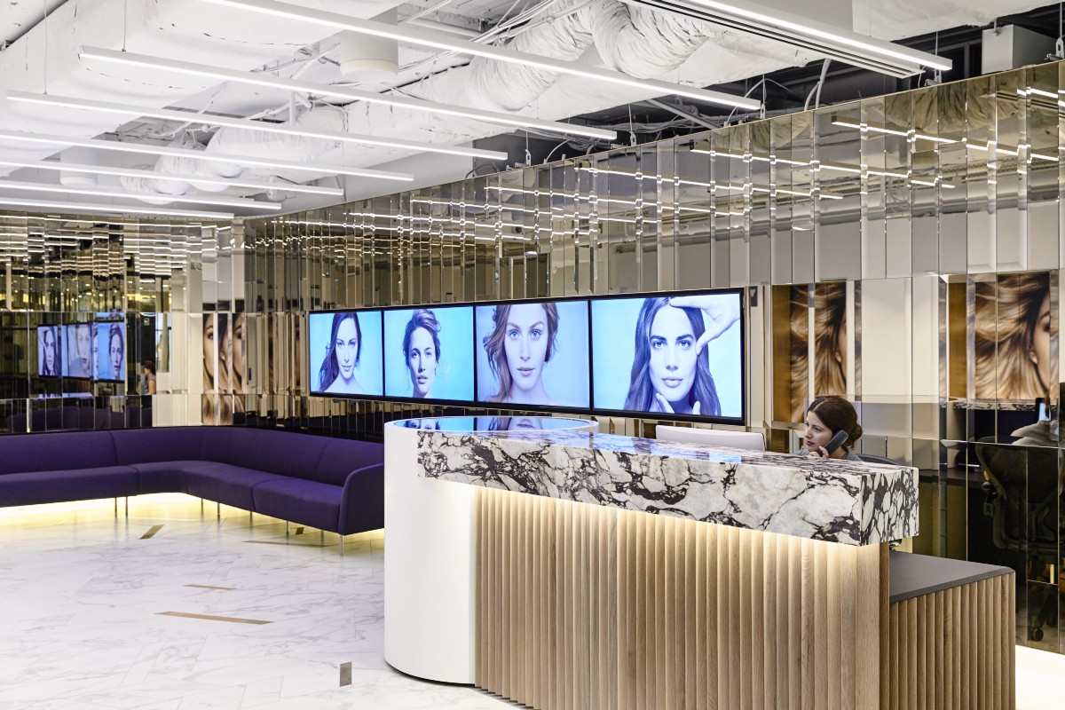 AN INSIDE LOOK AT L'ORÉAL'S AUSTRALIA  OFFICES - Cover