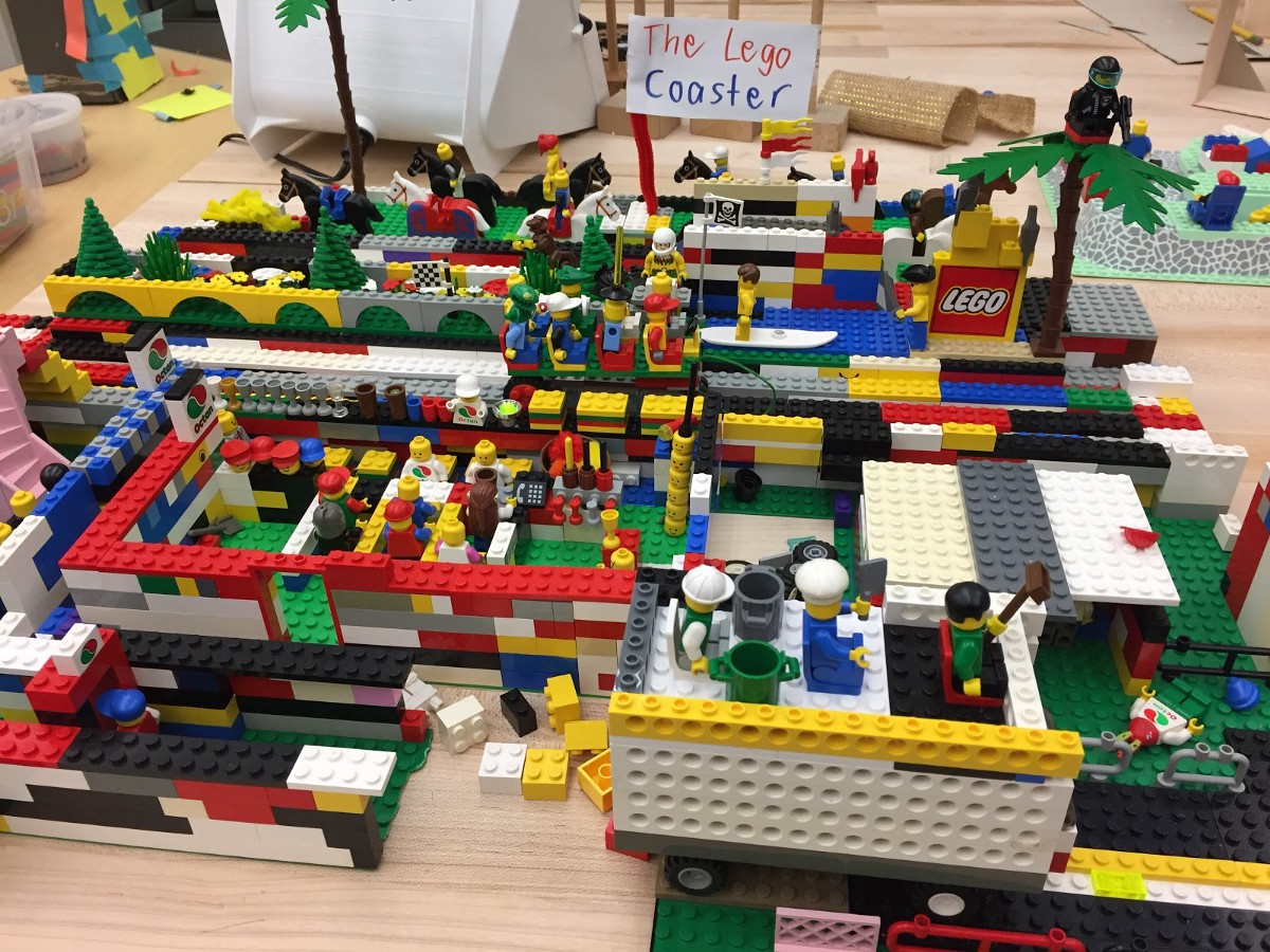 Learning Differently in the Makerspace
