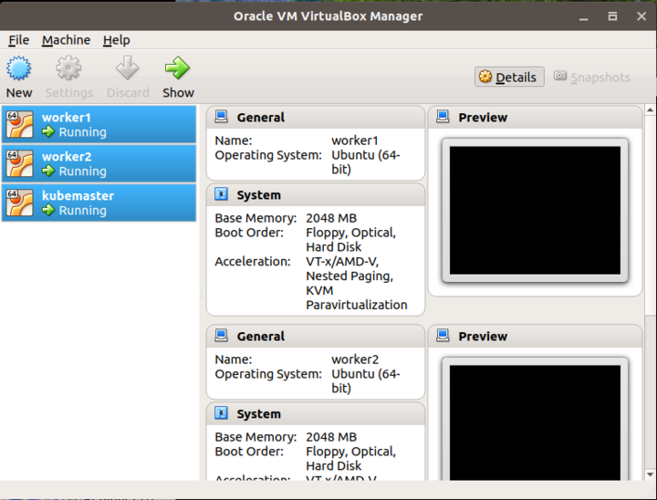 Building a Kubernetes Cluster in VirtualBox with Ubuntu
