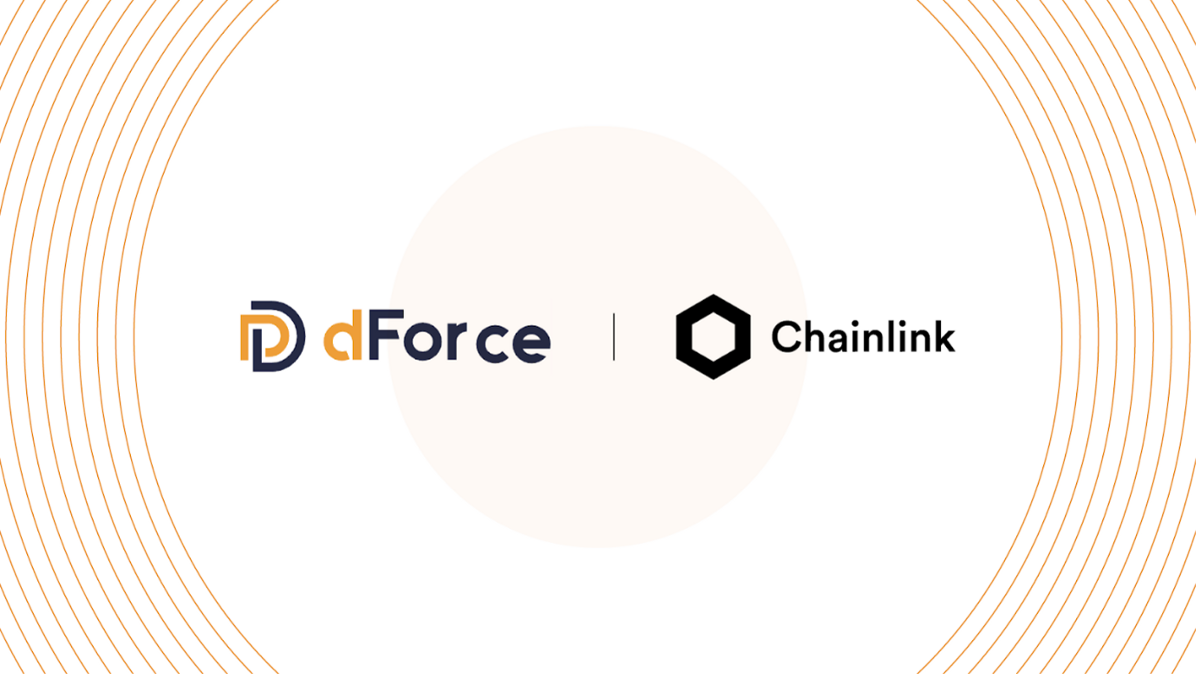 dForce Integrates with Chainlink Oracle on Mainnet as the Oracle to Secure Its Lending and…