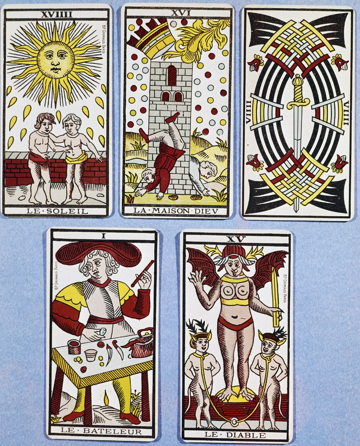 Scary Tarot: The Card That Shakes Things Up