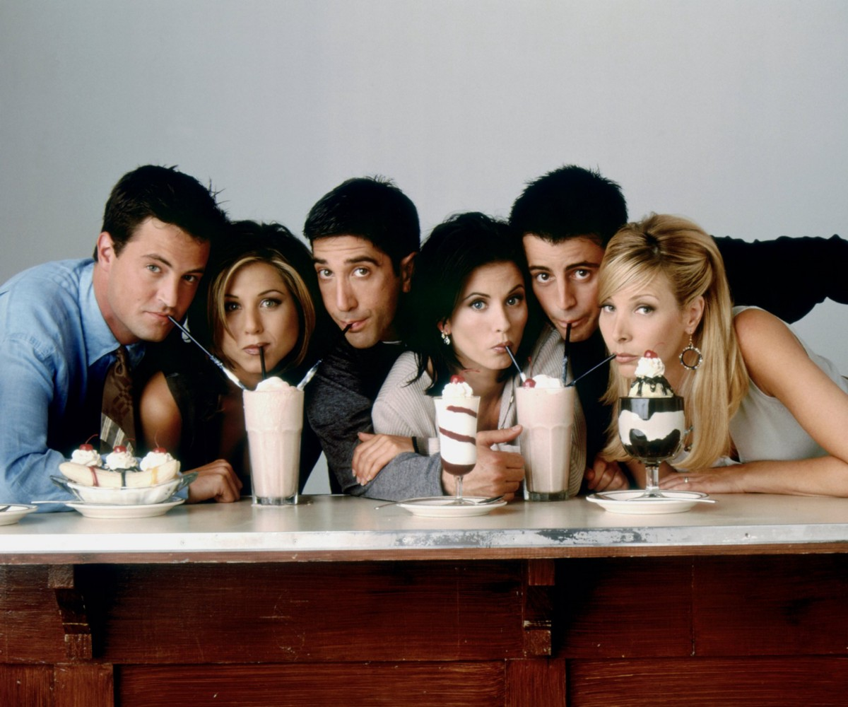 The One with all the FRIENDS Analysis