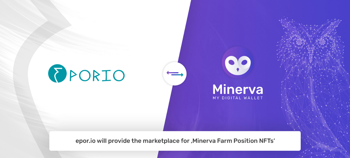 Minerva Wallet partners with Eporio to enable trading of streaming NFTs