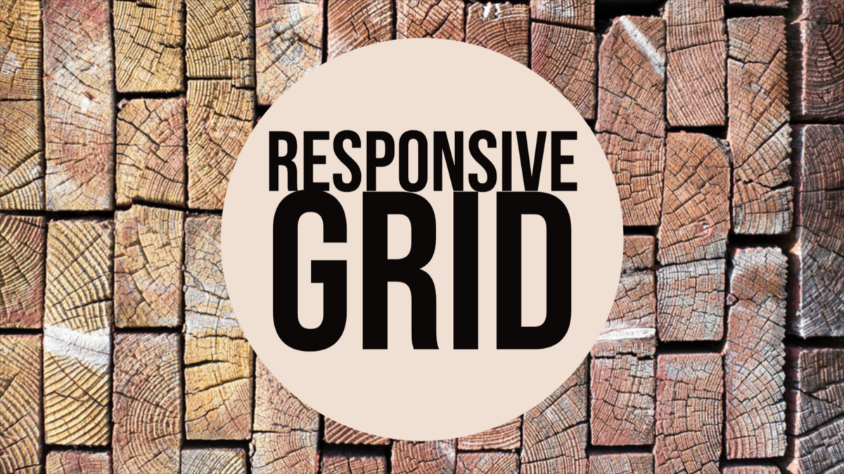 Responsive Grid In 2 Minutes With Css Grid Layout By Travis Horn Travis Horn