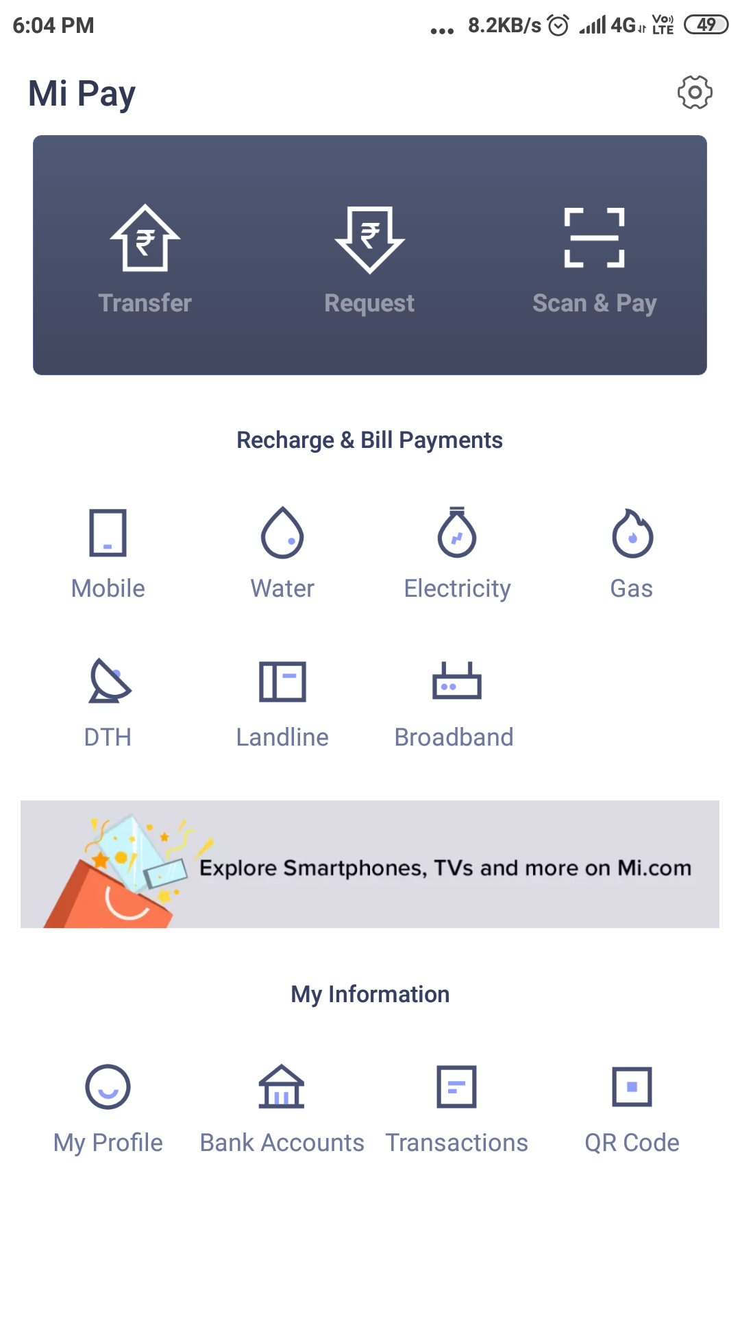 Mi Pay App for Android Launched in India, Download APK