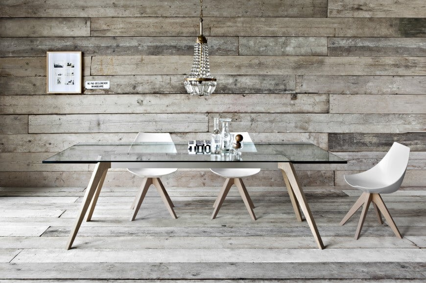 Dining Table Styles While The Style Of