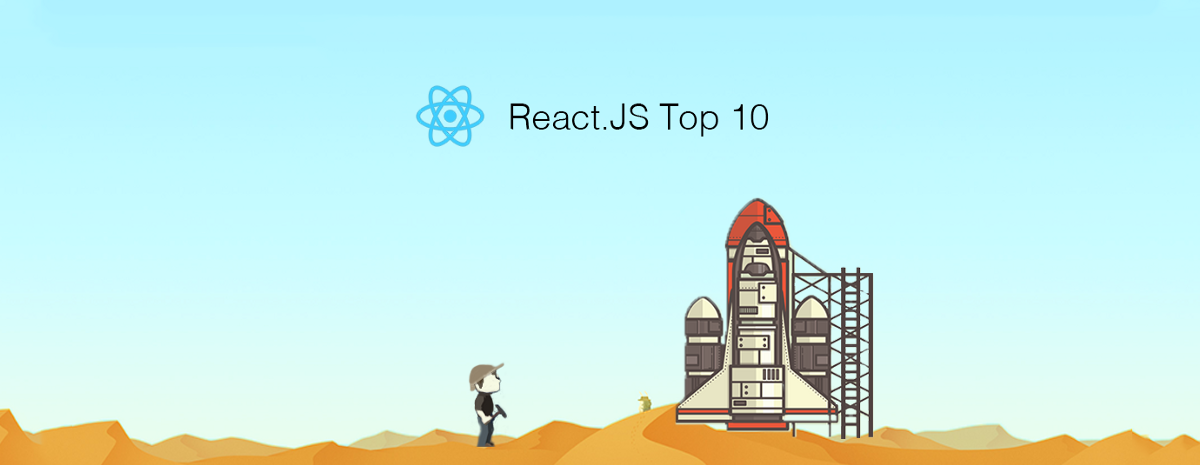 React.JS Top 10 Articles for the Past Month (v.Feb 2017)